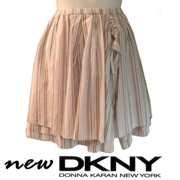 Dkny Dresses & Skirts - DKNY Layered Statement Tiered Skirt 90s Vintage